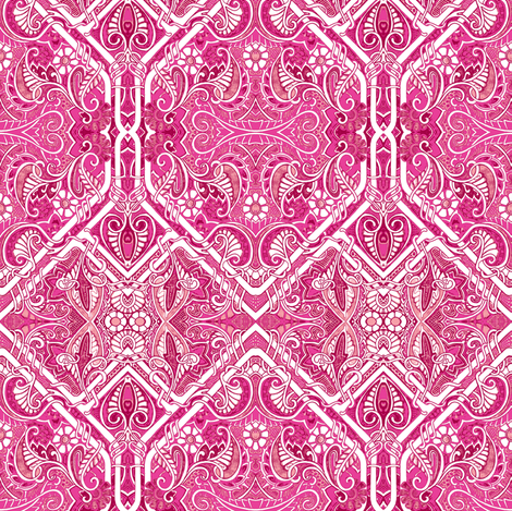 For the Love of Paisley fabric by edsel2084 on Spoonflower - custom fabric