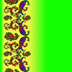 wycinanka_peacock_border_print_flat_013