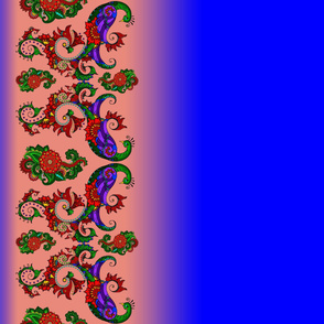 wycinanka_peacock_border_print_flat_012