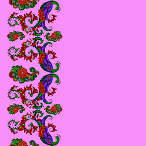 wycinanka_peacock_border_print_flat_009