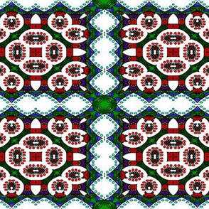 wycinanka_peacock_seamless_print_flat_009
