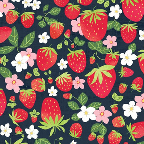 Strawberry Patch Creativebug