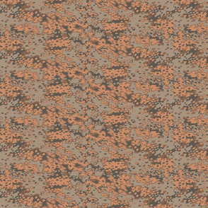 1/4 Scale German Oak Camo Fall Color