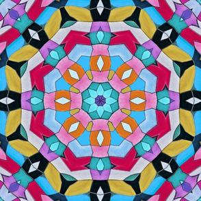 city_mosaic_as_mandala