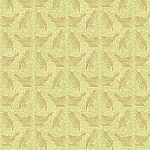 four wrens green