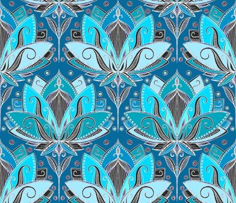 Rcoloured_art_nouveau_lily_pattern_base_invert_shop_preview