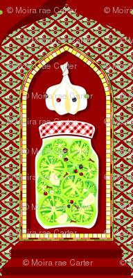 Precious Pickled Persian Pavilions