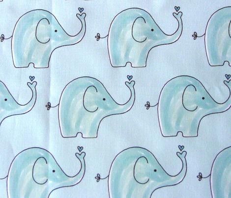 Aqua Elephants