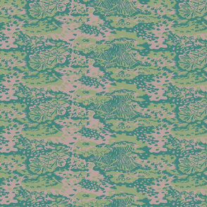 1:4 Scale Palm Camo Spring Alt Colors