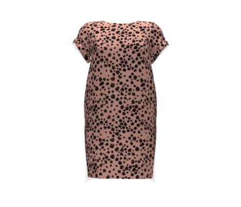 Blushing Cheetah spots