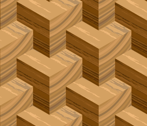 Little wooden blocks