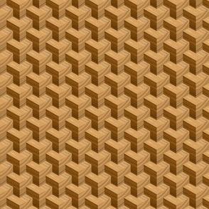 Little wooden blocks