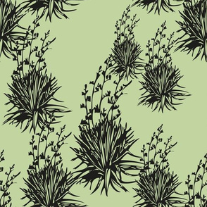 flax_pattern_green