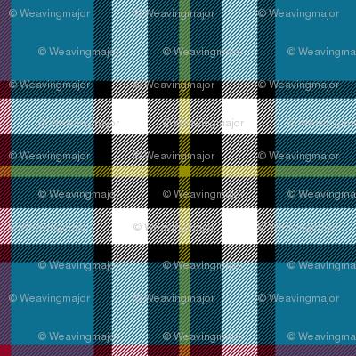 Thomson / Thompson / MacTavish tartan