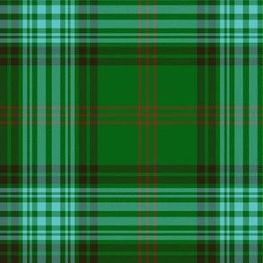 Ross clan hunting tartan variant