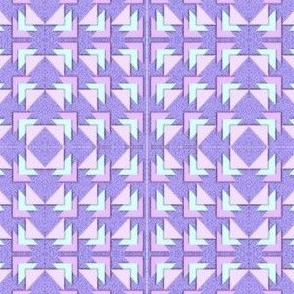 Pastel Triangle