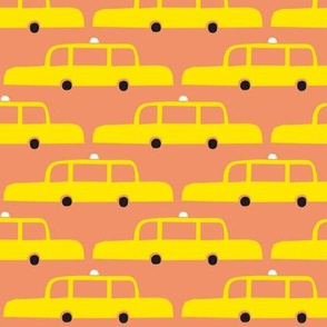 NYC Taxis - Peach