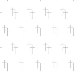 CrossCross - Grey