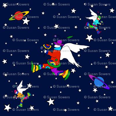 Angel Dudes in Space2