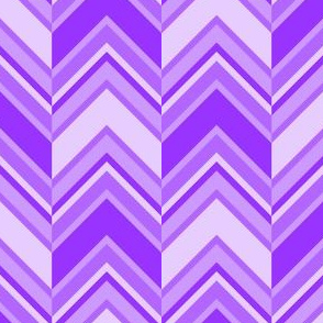 binary chevron - violet purple