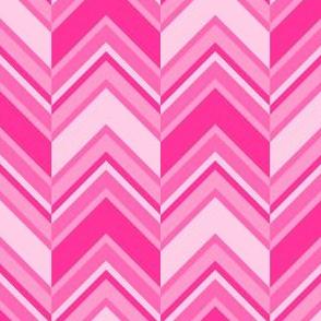 04189281 : binary chevron : pink