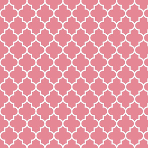 quatrefoil MED berry cream