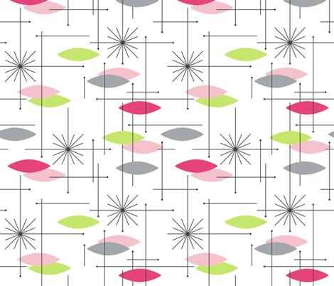 Orbs #12 (large) fabric by tonyanewton on Spoonflower - custom fabric