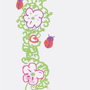 bloemenrand Pieter