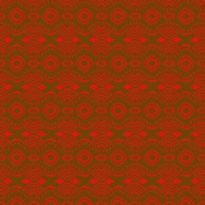 Casino Tables Orange Green