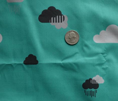 Rainclouds in Storm Stripe