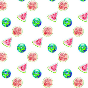 Watermelon ditzy