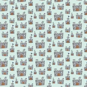 pattern-castle