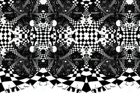 vortex fabric by redgevhere on Spoonflower - custom fabric