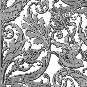 Thistleloch Manor ~ Silver Leaf