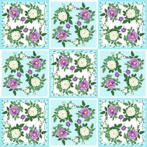 2 rose squares_2x2 B_