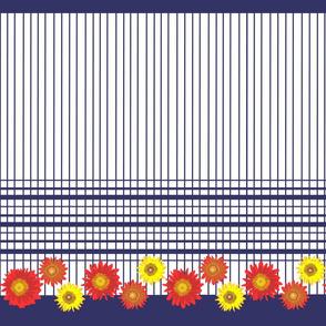 Gerber-Daisy-Floral-Border-Repeat-2