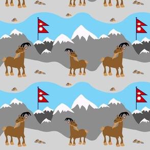 nepalese_mountains
