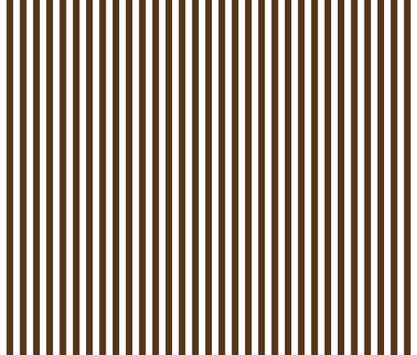 stripes vertical brown fabric by misstiina on Spoonflower - custom fabric