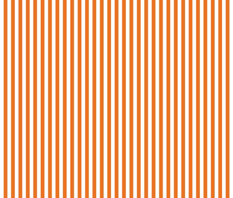 stripes vertical orange fabric by misstiina on Spoonflower - custom fabric