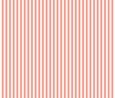 stripes vertical peach fabric by misstiina on Spoonflower - custom fabric