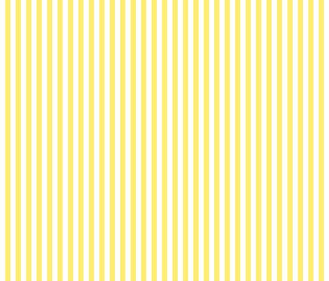 stripes vertical lemon yellow fabric by misstiina on Spoonflower - custom fabric
