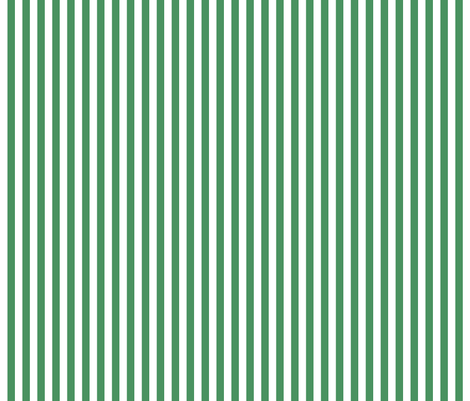 stripes vertical kelly green fabric by misstiina on Spoonflower - custom fabric