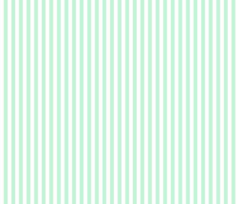 stripes vertical ice mint green fabric by misstiina on Spoonflower - custom fabric