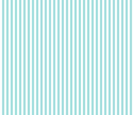 stripes vertical light teal fabric by misstiina on Spoonflower - custom fabric