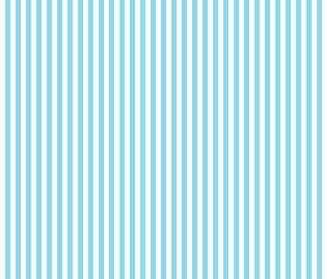 stripes vertical sky blue fabric by misstiina on Spoonflower - custom fabric
