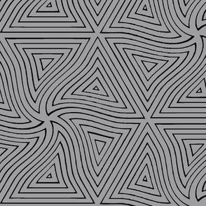 Pyramid (Gray)
