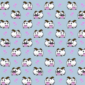 Poro Fabric Wallpaper Gift Wrap