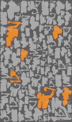 Boys Toys Orange Grey Grey Rotated