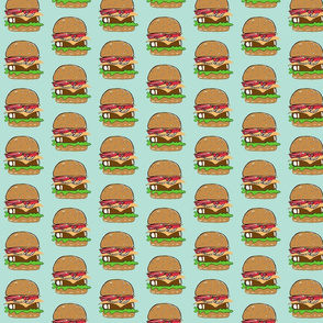 Burger_on_Minty Sage