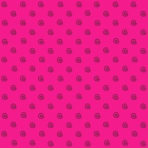 Mini Me Pink Dots